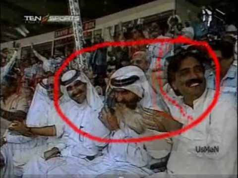 Asif Ali Zardari Gambler