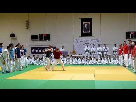 gala de jujitsu du dojo olympic 2012. Thomas DIEVART
