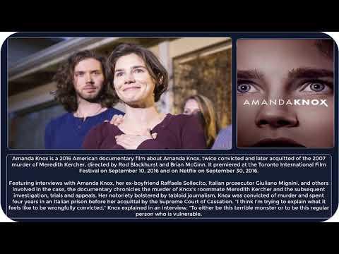 Amanda Knox Movie Review