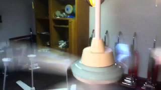 Play Moss Caribbean Breeze Mark V Prototype Ceiling Fan 2