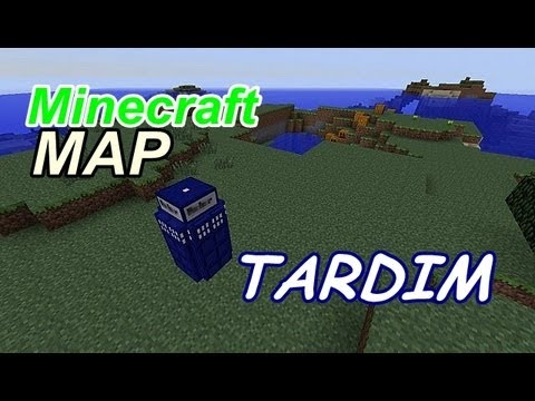 Minecraft | TARDIM Map (Doctor Who)