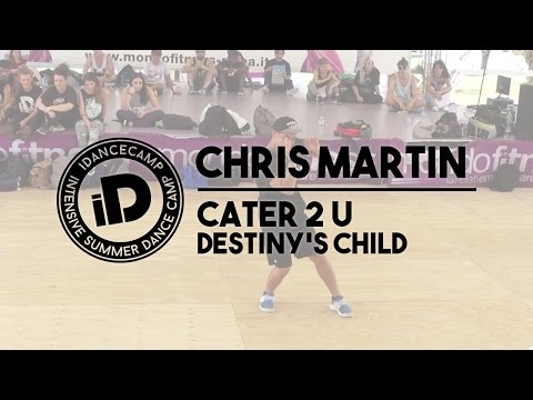 Chris Martin Choreography