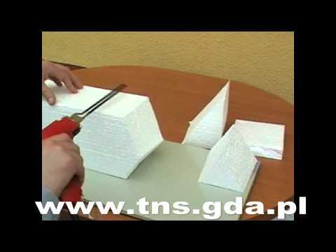 Nóż termiczny do cięcia styropianu