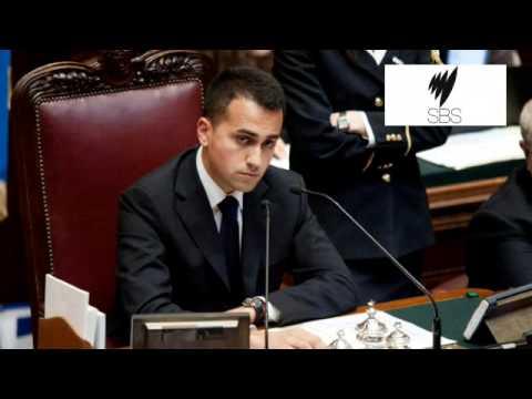 Luigi Di Maio: SBS Radio Australia #ThisIsACoup