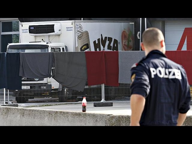 Arrests made over Austria migrant lorry tragedy