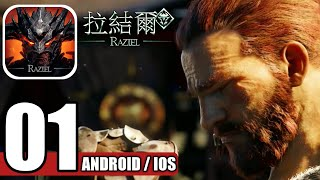 RAZIEL ( DIABLO MOBILE ) - Gameplay Android, iOS - Parte 1 (RPG)