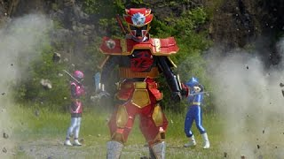 Chamada Power Rangers Ninja Steel no Cartoon Network (FAN MADE)