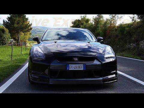 Pure sound Nissan GT-R (660 HP) - Inserito da Davide Cironi il 12 dicembre 2015 durata 1 minuto e 35 secondi - L�urlo di Godzilla terrorizza anche il Veneto. Ma quanto spinge??