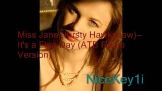 Miss Jane Kirsty Hawkshaw—It's a Fine Day ATB Radio Version