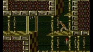 TAS Prince of Persia SNES in 34:01 by SprintGod
