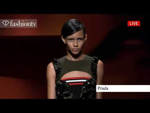 Prada Spring/Summer 2014   Milan Fashion Week MFW   FashionTV