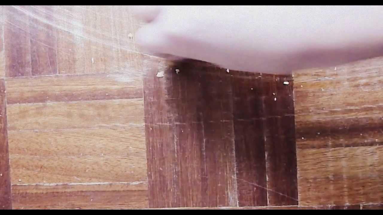 Pulire parquet di legno youtube for Pulire parquet