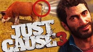 Just Cause 3 - Que Loucura é Essa?
