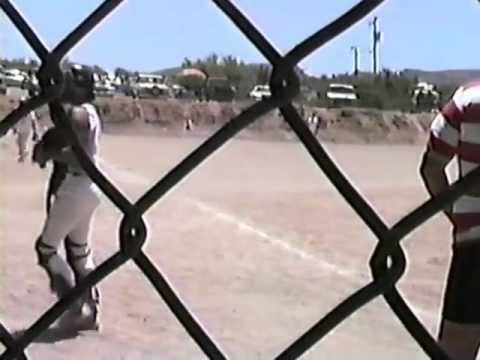 Seniors vs Coaches July 4, 1987 Suprior Az a