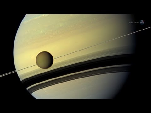 ScienceCasts: The Mystery of the Missing Waves on Titan