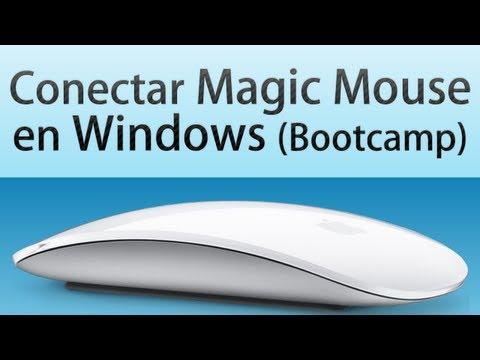 Cómo conectar tu Magic Mouse en Windows (Mac con Bootcamp)