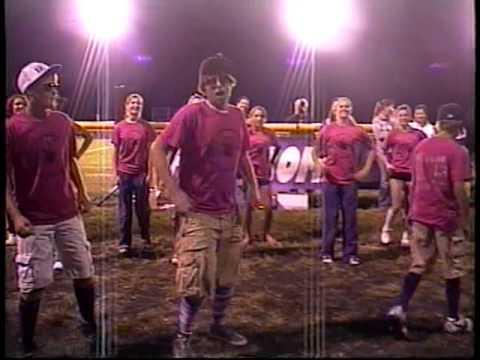 Lexington High School Homecoming 2009 Freshman Song