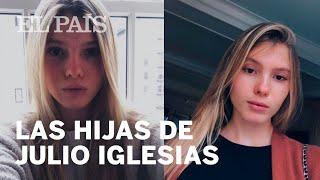 Las hijas de Julio Iglesias saltan al mundo de la moda de la mano de Óscar de la Renta | Gente