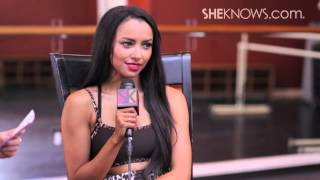 "Sheknows Celebrities: Kat Graham Plays ""Would You Rather"" - Celebrity Interview"