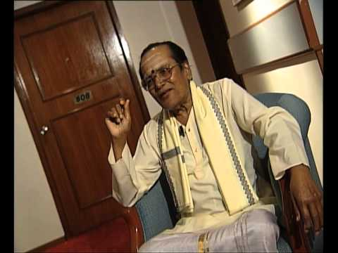 T.M.Soundararajan  A singer who dominated tamil movie scenes for almost 3 decades.