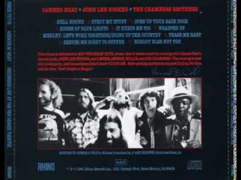 John Lee Hooker - It Hurts Me Too