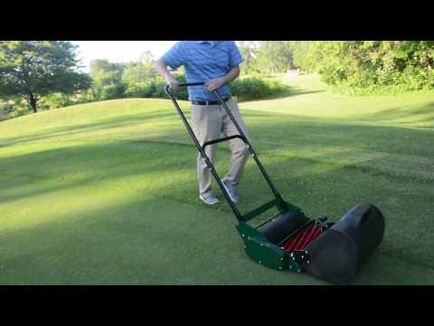Classic Cut Professional Greens Mower - by Hudson Star