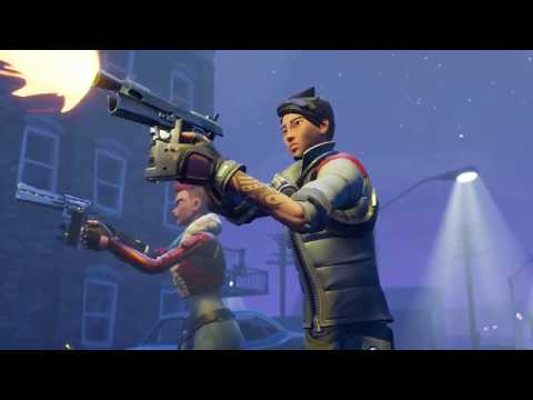 Fortnite Gameplay Trailer - E3 2017