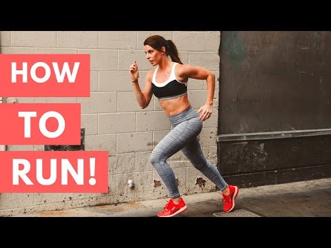 HOW TO START RUNNING   TOP TIPS!