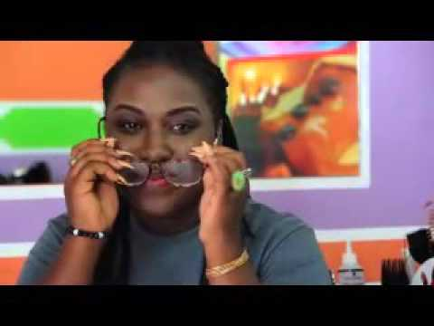 Ada-Adaeze appeals for support towards 'Mr and Miss Accra Psychiatric'