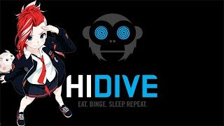 HIDIVE Booth | Anime NYC 2018