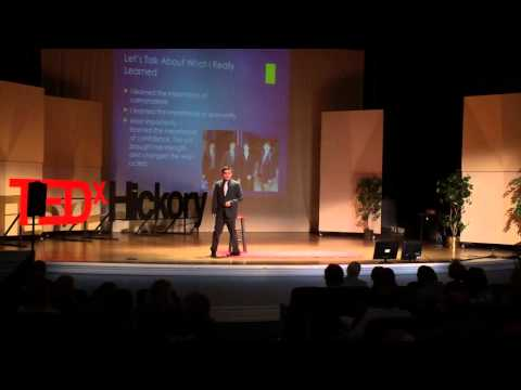 Leveling the Playing Field: Adriel Rivera at TEDxHickory