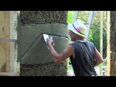 Tom Rijven - základy zdobení na hrubé omítce