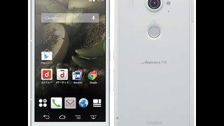 Обзор смартфона Fujitsu Docomo F-02G Arrows NX (white)