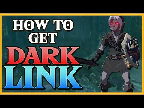 How to Get Dark Link and Dark Master Sword! The Legend of Zelda: Breath of the Wild