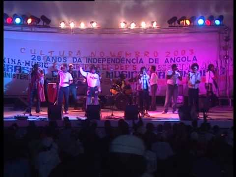 Werrason live Luanda/Angola 2003 (Matshuda Mandangi) Part2