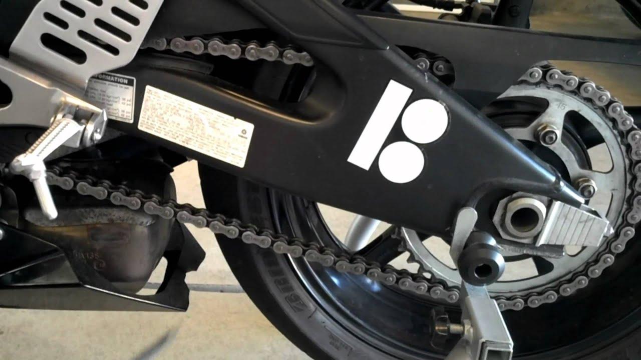 Yamaha R Sprocket Size