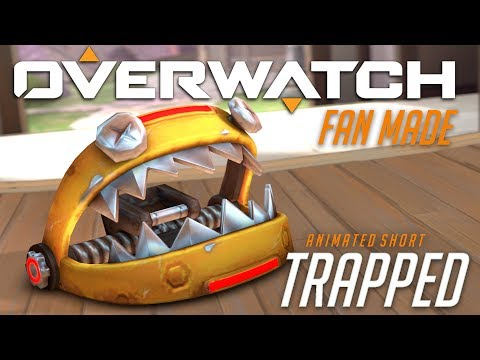 Overwatch Animated Short | Trapped