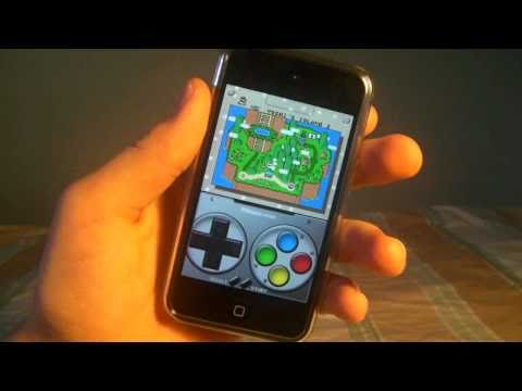 how to play gba games on iphone ios 10