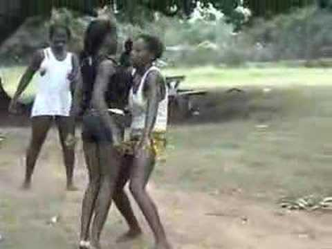 Dancing at Puerto Seco Beach - Jamaica