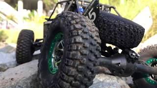 rock hammer crawling rc buggy part2