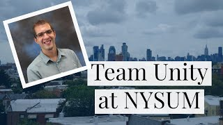 Andrew Weiler on team unity at NYSUM