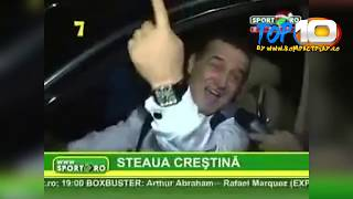 TOP 10 - Cele mai NEBUNE momente Best of Gigi Becali #TOP 10