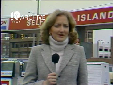 WAVY Archive: 1979 Gasoline Price Hike