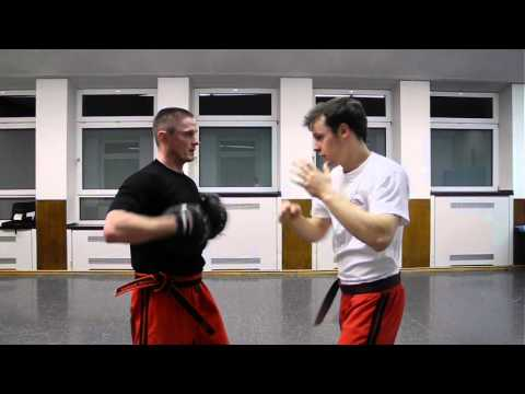 Modern Arnis Kicking and Boxing Combinations Image 1
