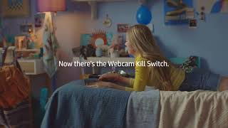 There's A Better Way With The Webcam Kill Switch | HP Spectre x360 | HP