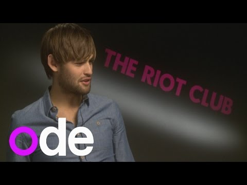 Is Douglas Booth dating Miley Cyrus? We ask The Riot Club