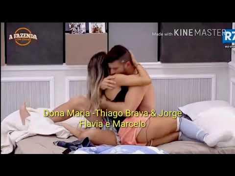 Dona Maria -Casal Flavia e Marcelo (Flacelo)