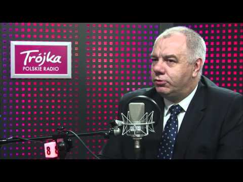 Jacek Sasin: sędziowie SN wystąpili przeciw państwu (Trójka)