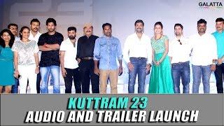 Kuttram 23 Audio and Trailer Launch