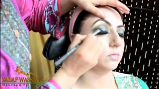walima(reception) bridal makeover